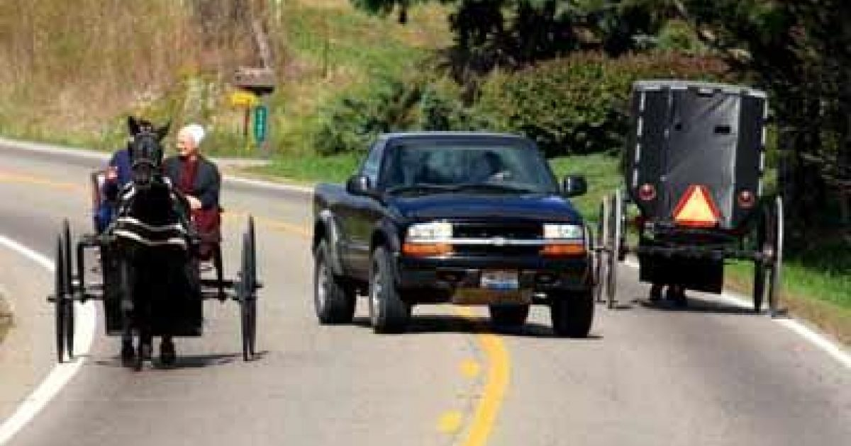 Amish Country Driving Rules Ohio S Amish Country