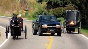 Amish Country driving rules