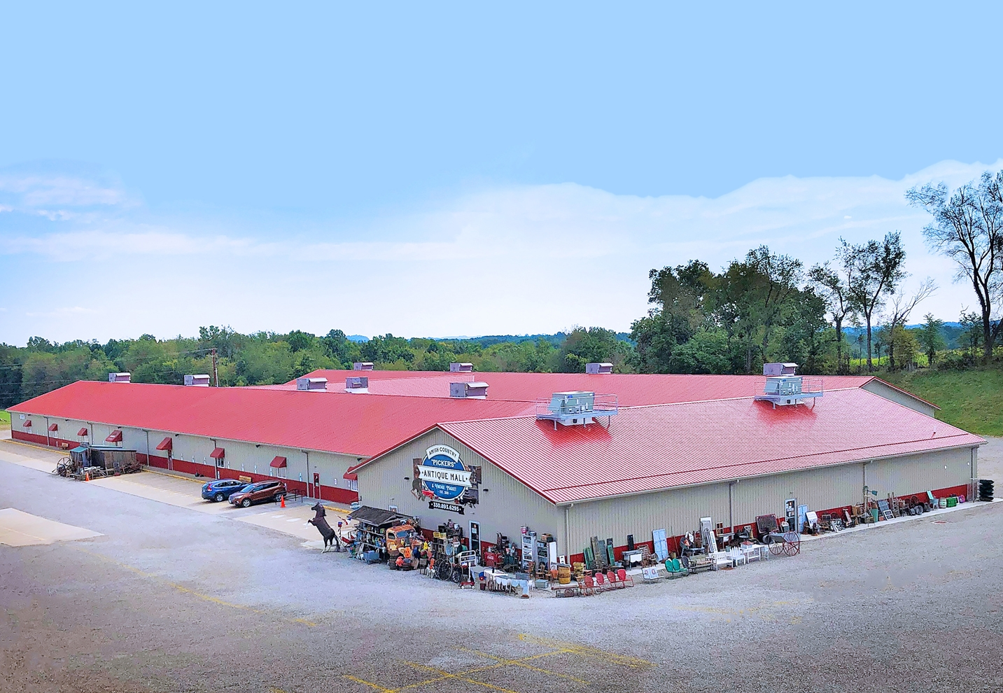 Holmes County Flea Market submitted