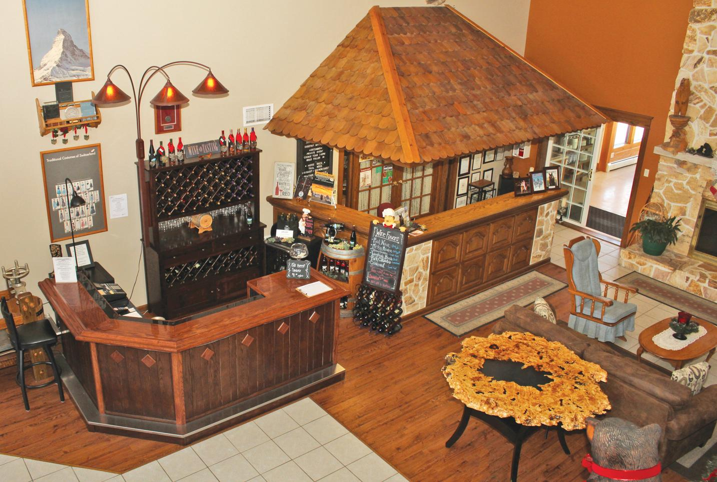 Wine Bar and Check in 4088