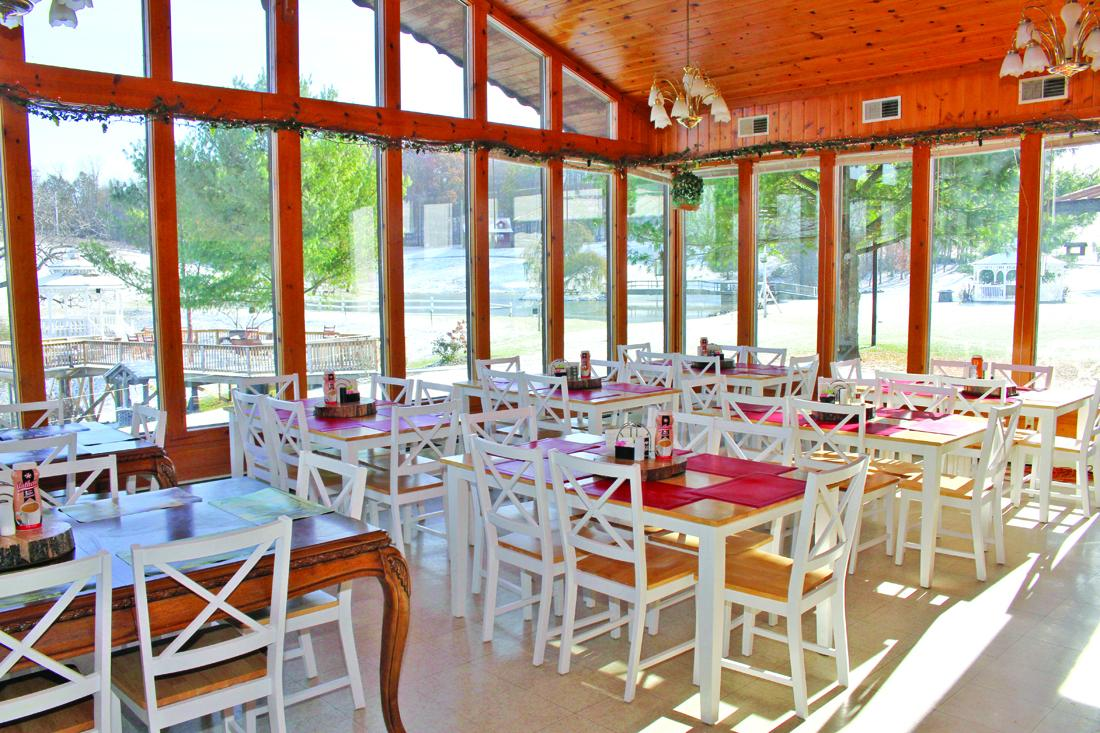 Dining area 4084
