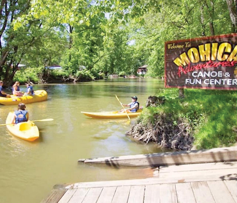 Mohican Adventures Canoe Fun Center