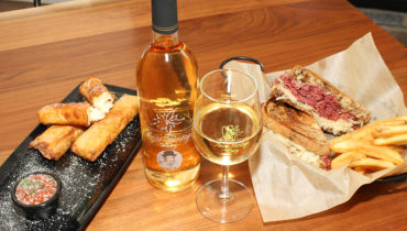 New Wines and Outdoor Dining