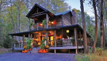 The Rustic Elegance of Columbia Woodlands