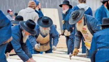 What's the difference between Amish and Mennonites