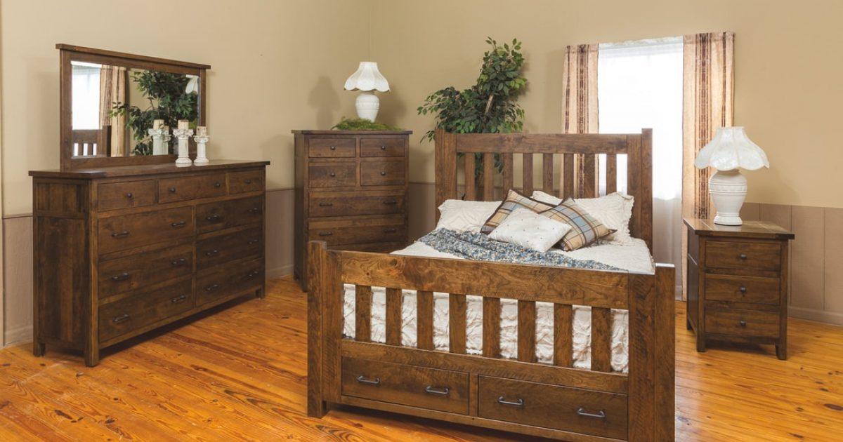 Amish Oak Furniture Mattress Co, Amish Furniture Columbus Ohio
