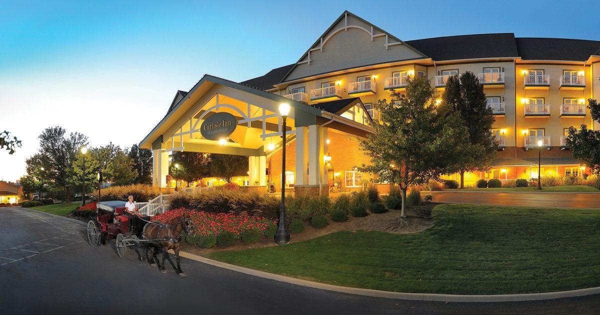 Carlisle Inn Sugarcreek Ohio S Amish Country