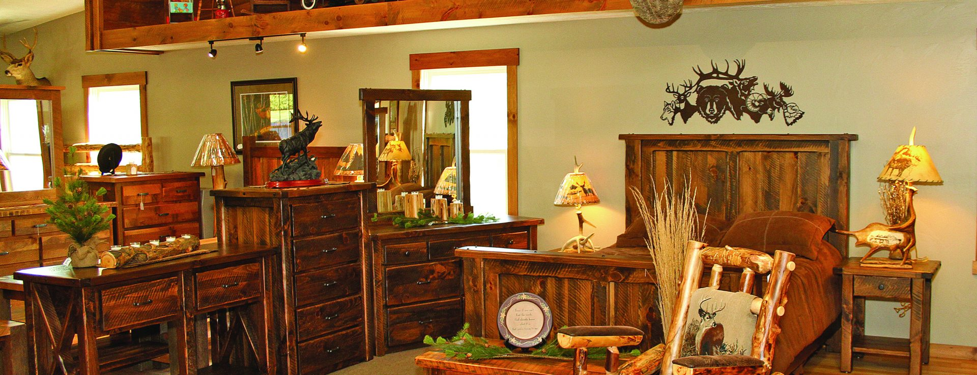 Miller\'s Rustic Furniture | Ohio\'s Amish Country