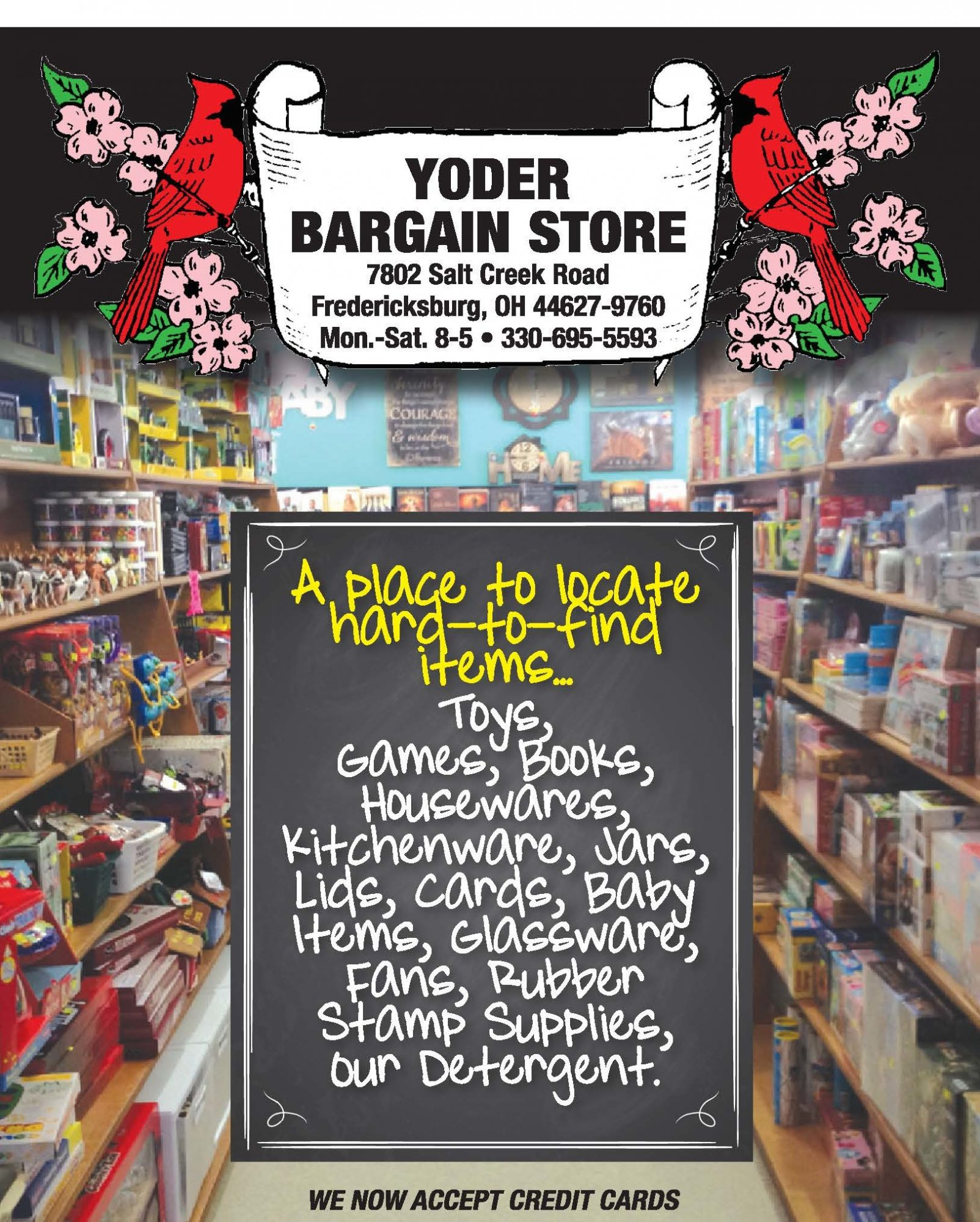 Yoder Bargain Store Ohio S Amish Country