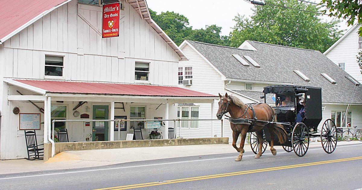 Charm Ohio S Amish Country