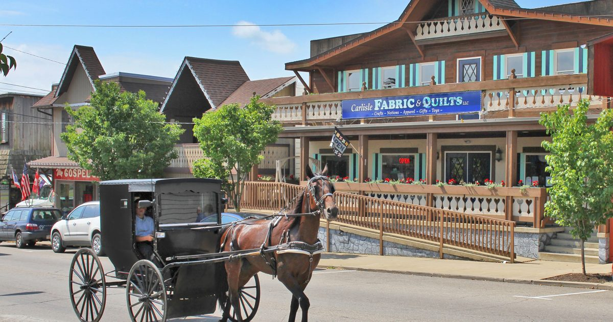 Sugarcreek Ohio S Amish Country