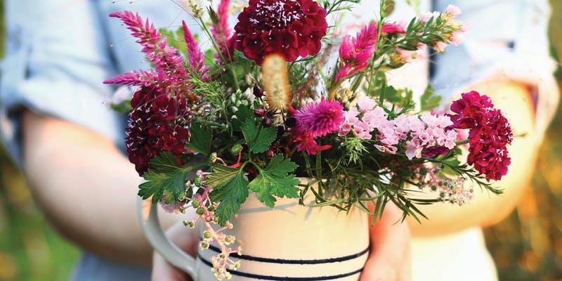 Hands-On Flower Arrangements