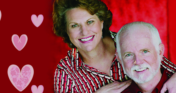 Valentine's Dinner & Concert featuring Steve & Annie Chapman
