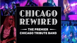 Chicago Rewired - The Premiere Chicago Tribute Band