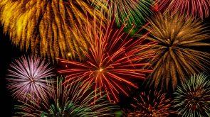 Orrville Fireworks Display