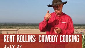 Cowboy Cooking Event