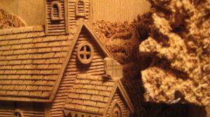 Paul Weaver -Wood-carver