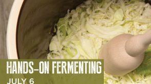 Hands-On Fermenting Workshop