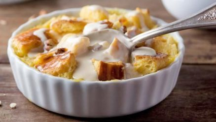 Amish Bread Pudding
