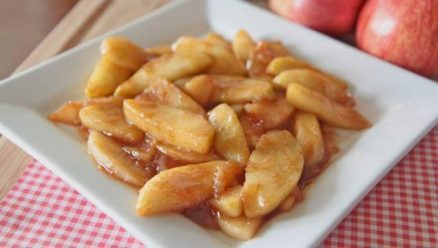 Amish Style Fried Apples