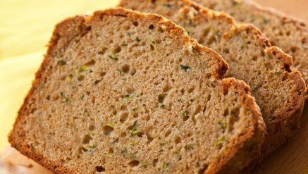 Amish Style Zucchini Bread