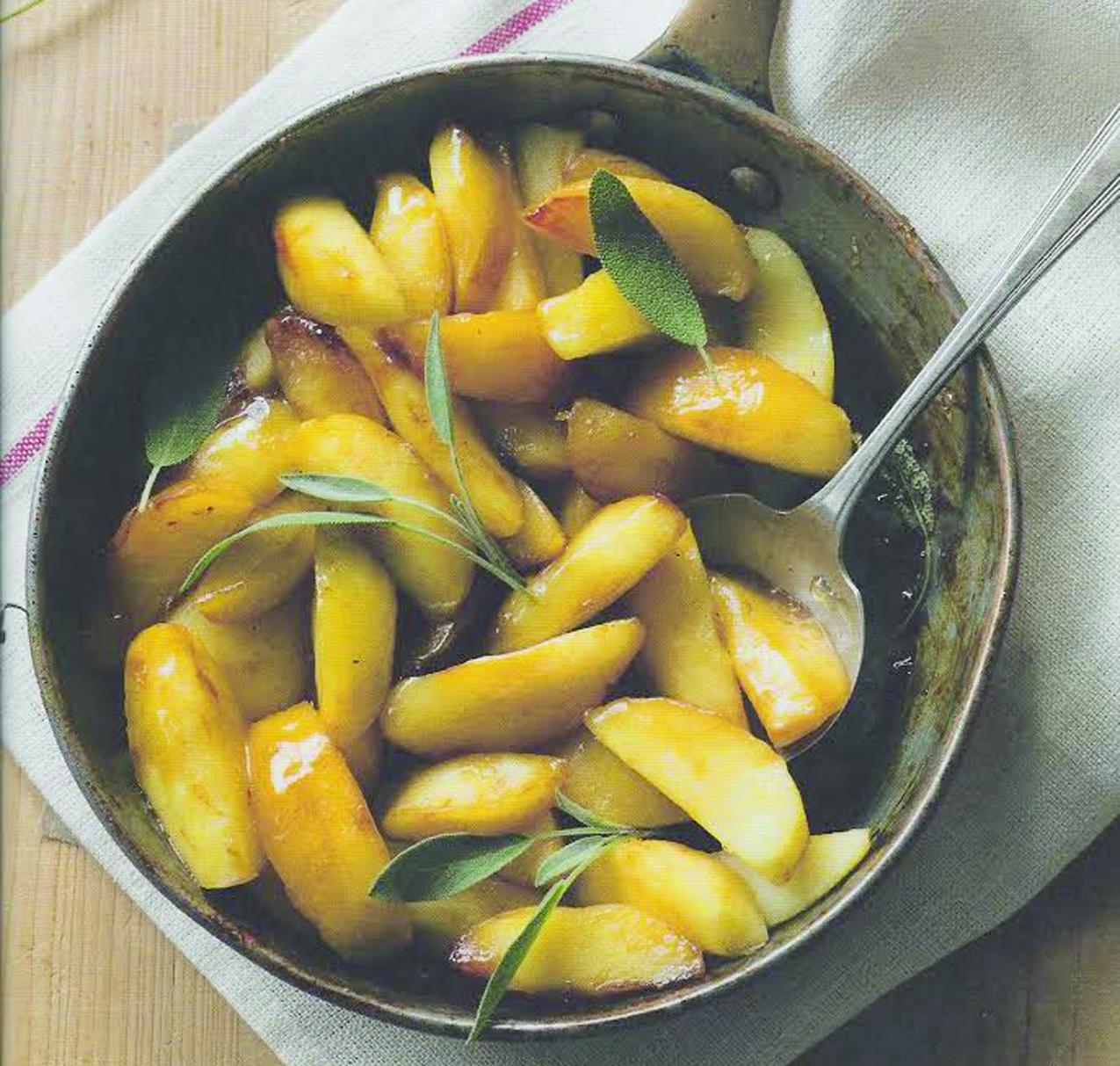 Elsie's Stewed Apples