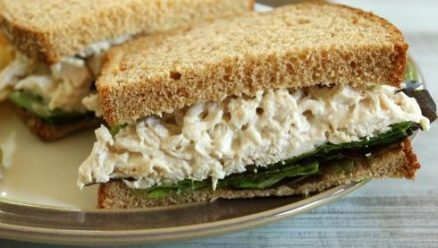 Fannie's Chicken Salad