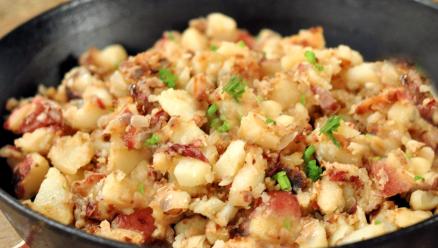 German Fried Potatoes