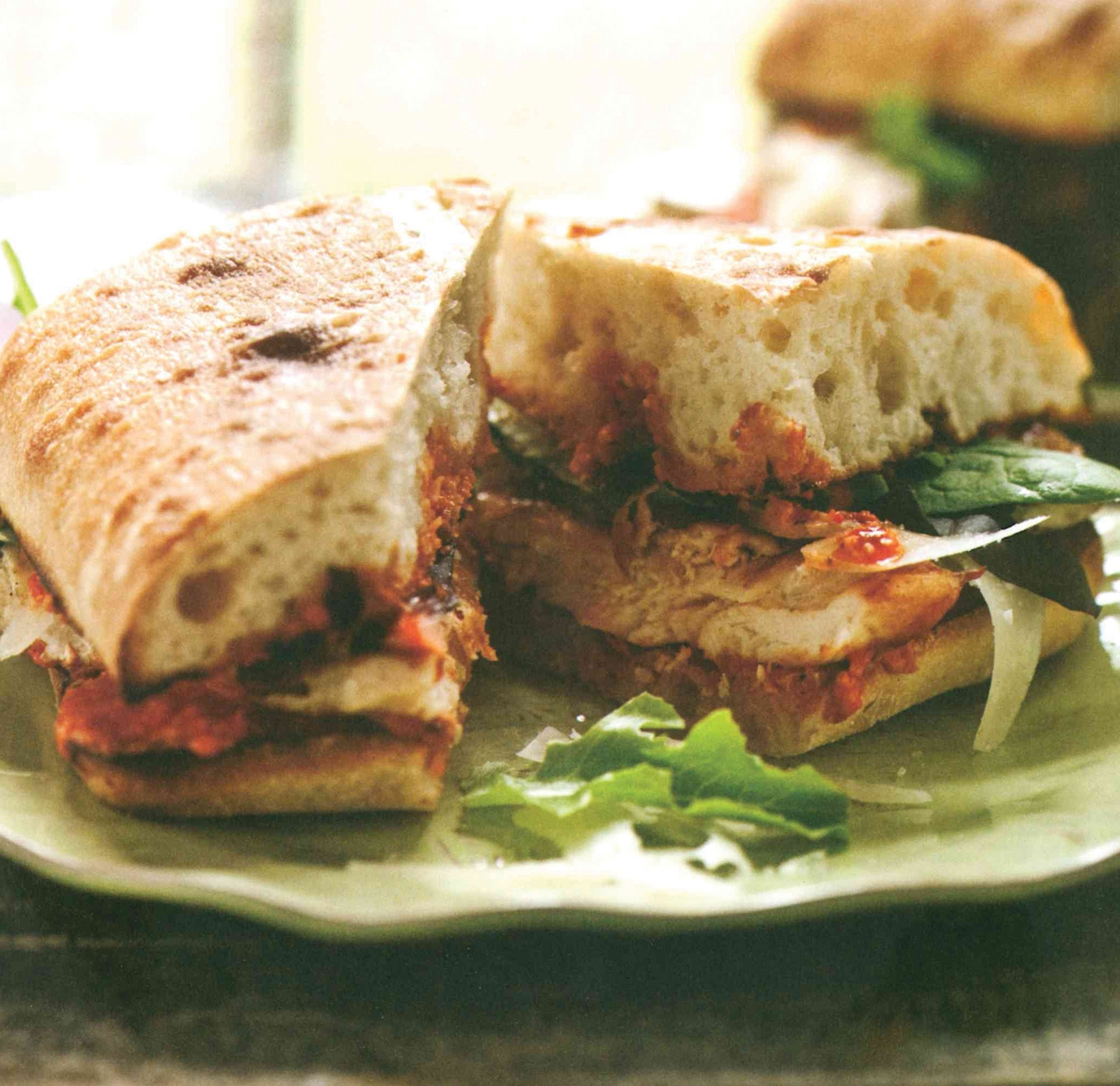 Grilled Chicken Ciabatta Ohio S Amish Country