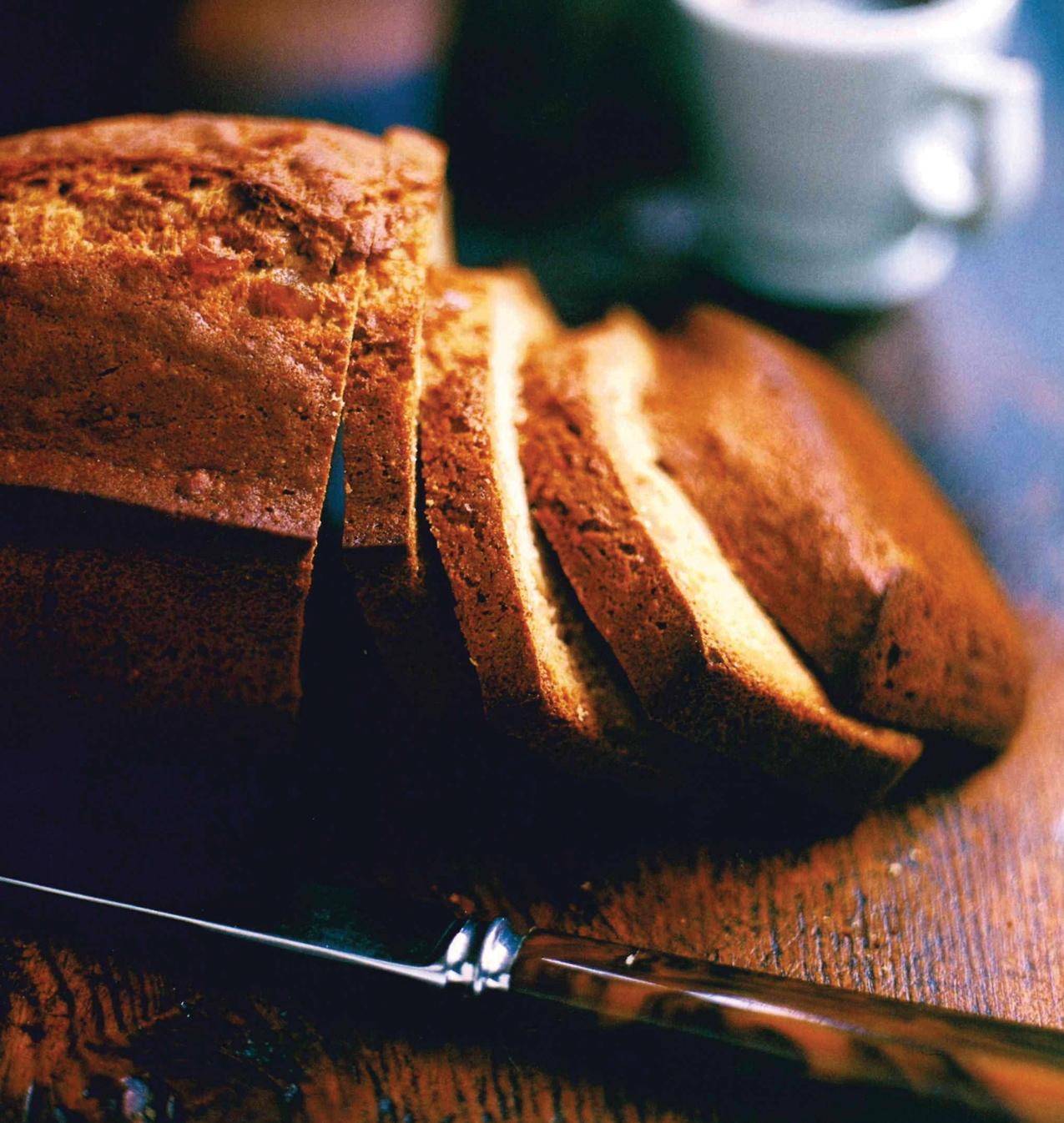 Honey Spice Loaf