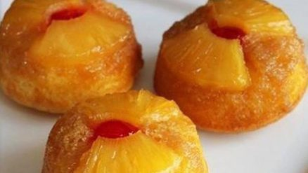 Easy Pineapple Upside Down Cupcakes