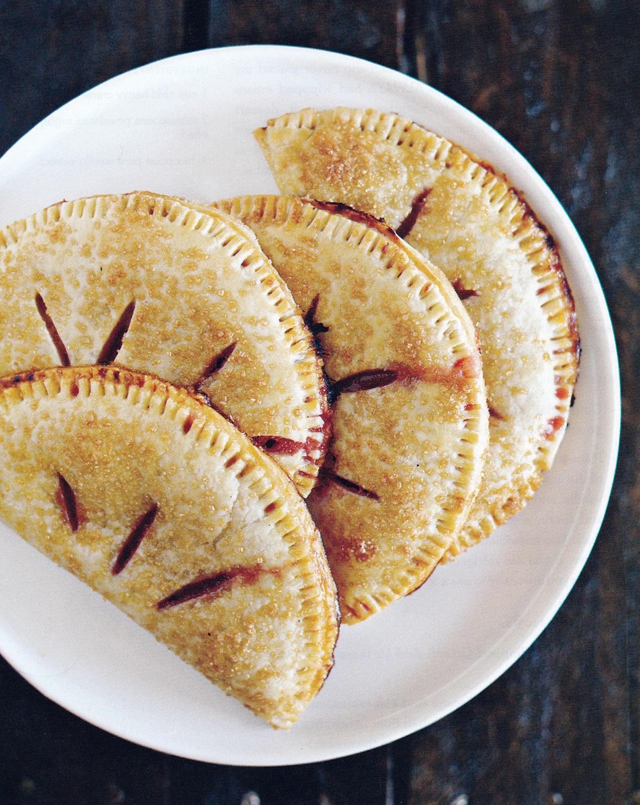 Rhubarb Hand Pies