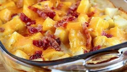 Ranch Potato Casserole